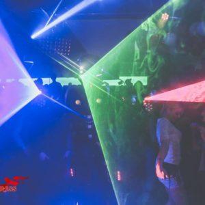 Lasershow bot kostüm