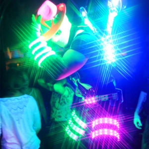 LED Kostüm