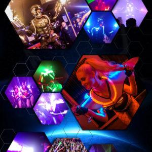 _ Präsentation Cyborg Show Collage klein